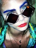 Harry Styles' ex Cara Delevingne dyes her eyebrows blue