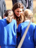 Kate Middleton: Does my hair really look that bad?
