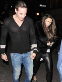 Katie Price's new hubby Kieran Hayler happy to be back at work as plasterer and part-time stripper