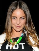Get Made In Chelsea star Louise Thompson's dip-dye hair at home