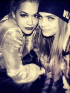Hot model Cara Delevingne and 'wifey' Rita Ora's love story