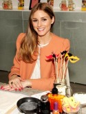 Olivia Palermo is a style hit in Zara on night out in New York