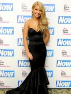 Now columnist Katie Piper hosts My Beautiful Ball charity event in London