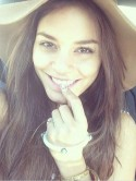Spring Breakers star Vanessa Hudgens gets new tattoos and dramatic nails for Coachella