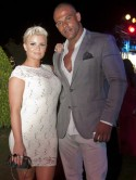 He might be a convicted criminal, but I think Kerry Katona has finally found the man of her dreams