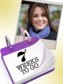 7 weeks to go! Why pregnant Kate Middleton must be dreading going to bed with Prince William right now
