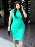 Pregnant Kim Kardashian: I wear sexy tight clothes because they support my huge baby bump