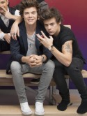 One Direction meet the hot new 1D waxworks at Madame Tussauds