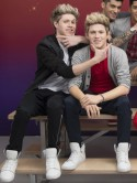 One Direction meet their hot new 1D waxworks at Madame Tussauds