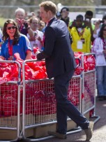 Prince Harry | London Marathon | Pictures | Photos | New