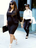Kim Kardashian and Kourtney Kardashian | Celebrity Spy | Pictures | Photos | New | Celebrity News