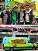 OMG! Will One Direction tour in Louis Tomlinson and Zayn Malik's Scooby Doo Mystery Machine?