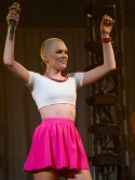 Jessie J hits back at body bullies who bitch about her small boobs