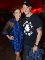 Tom Hardy and Noomi Rapace | Gabrielle's Gala | Celebrity News | Pictures | Photos | New