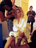 Met Ball 2013: Behind the scenes with Rita Ora, Cara Delevingne and Kim Kardashian 