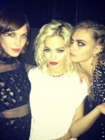 Alexa Chung, Rita Ora and Cara Delevigne | Pictures | Photos | New | Celebrity News