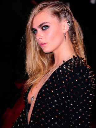 Met Ball 2013: Cara Delevingne wows in punk couture but Madonna goes for granny punk
