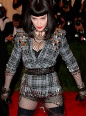 Madonna! Dragons' Den's Hilary Devey called - she wants her image back
