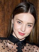 Nipple slip! Miranda Kerr's boobs pop out of top on photoshoot
