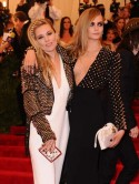 Is that Cara Delevingne's MILF? No it's Sienna Miller