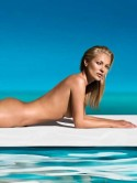 Naked Kate Moss: Sometimes I think I feel terrible, but I look great with a St Tropez tan