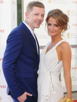 Millie Mackintosh: I wear leather skinnies and stilettos for a hot date with Professor Green