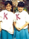 Cute! Pregnant Kim Kardashian shares childhood snap on Instagram
