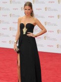 Eeeek! Millie Mackintosh's TV BAFTA wardrobe malfunction