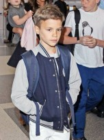 Romeo Beckham | Get the Beckham Kids&#039; Style | Pictures | Photos | New | Fashion