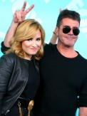 Simon Cowell and Demi Lovato | Celebrity Spy | Pictures | Photos | New | Celebrity News