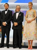 Leonardo DiCaprio, Steven Spielberg and Nicole Kidman | Cannes Film Festival 2013 | 66th Annual awards | New Pictures | New Photos | Celebrity News | Now Magazine