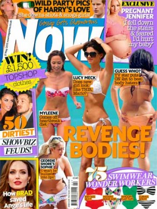 Get your Now Magazine iPad Edition
