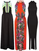 The maxi dress: Top 10 new floor-length frocks for summer