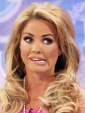 Jordan's 35 today! The changing face of model Katie Price