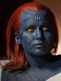 Oscar-winner turns blue to play mutant