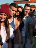 Happy birthday, Geordie Shore - I love you!