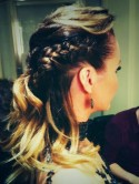 Get Amanda Holden's Britain's Got Talent semi-finals up-do hair