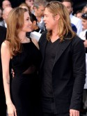 SNAP! Angelina Jolie and Brad Pitt are hair soul mates
