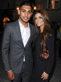 WEDDING JOY! Boxer Amir Khan marries Faryal Makhdoom in first of two weddings