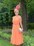 See the best headwear at the racing event...