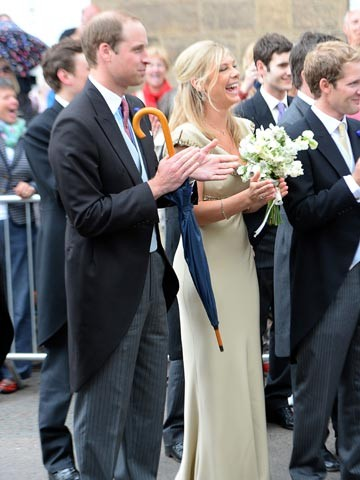 Prince Harry's Girlfriend Chelsy Davy