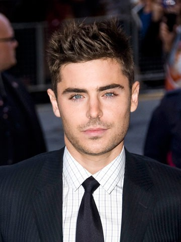 Actor Zac Efron is now...