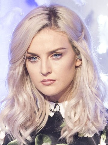 Little Mixs PERRIE EDWARDS: Im an emotional wreck - I cry all.