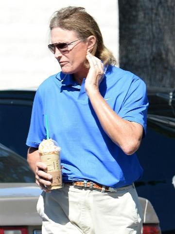 Bruce Jenner Long Hair