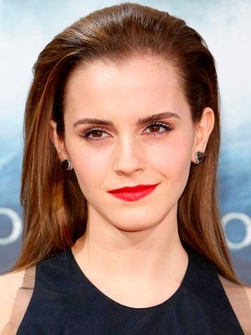 Emma Watson had never acted professionally before Harry Potter - Emma-Watson