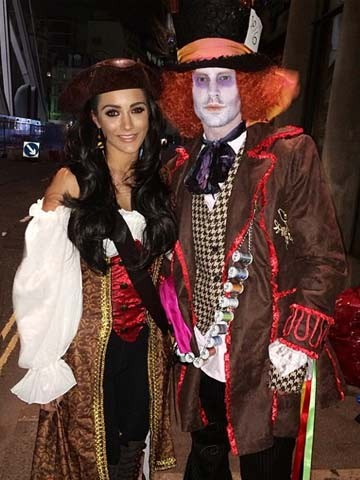 Tulisa attacked on Twitter after dancing with Prince Charming Niall