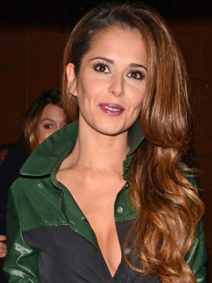 Beauty news: Cheryl Cole gets lashed!