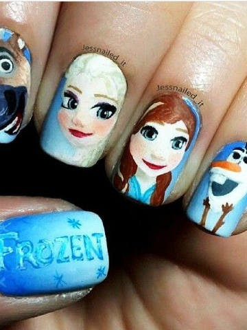 nail news welcome to the crazy world of the fanicures  now