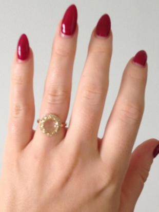 WOW! After Kimberley Walsh shares snap of engagement ring, see the hottest sparklers on stars' left hands