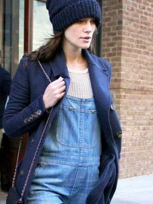 Baby news? Is Keira Knightley pregnant? Her fashion appears to be saying 'yes!'